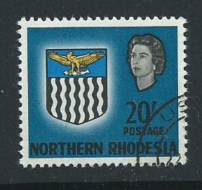 Northern Rhodesia  SG 88 VFU