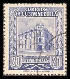 Venezuela 654 Used VF