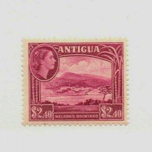 Antigua - SG# 133 MLH  /  Lot 0719312