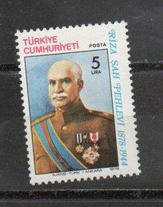 Turkey 2093 MNH