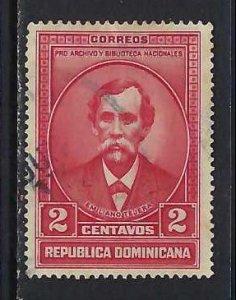 DOMINICAN REPUBLIC 312 VFU J1019-2