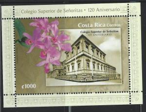 COSTA RICA  #  618    MNH