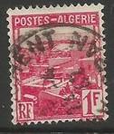 ALGERIA 134 VFU Z5767-1