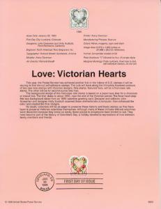 Love Hearts (USCPF3274)