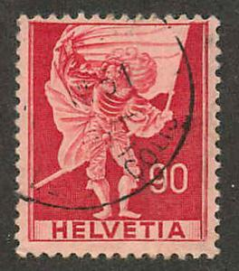 Switzerland 274 Used VF