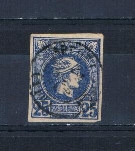 Greece 95a Used Hermes (G0190)