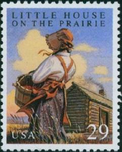 2786 Little House on the Praire F-VF MNH single
