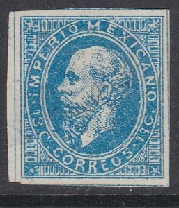 MEXICO  An old forgery of a classic stamp...................................D274