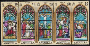 Anguilla 1972 MH Sc #144a Stained Glass Windows Bray Church Easter
