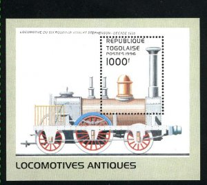 Togo 1783A   Mint NH VF 1996   PD