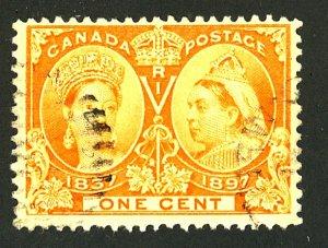 CANADA #51 USED