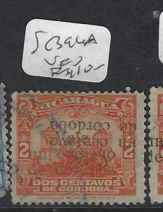 NICARAGUA  (P0203B)   SC 394A      VFU