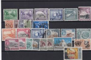 cyprus stamps ref r11934