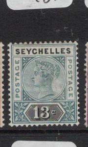Seychelles SG 13 MOG (2dtf)