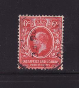 East Africa and Uganda Protectorates 42 U King George V (B)