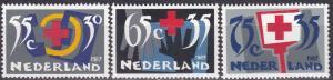 Netherlands #B629-31  MNH  CV $3.30  (A19150)