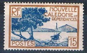 New Caledonia 141 MLH Bay of Paletuviers (N0585)+