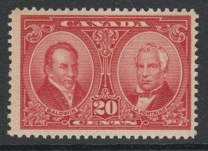Canada, Scott 148 (SG 273), MLH