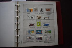 GERMANY COLLECTION 1982 YEAR SET  MNH