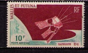 WALLIS & FUTUNA Sc# C23 MH FVF Satellite