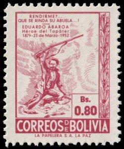 Bolivia  - Scott 365 - Mint-Hinged