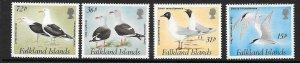 FALKLAND ISLANDS SG671/4 1993 GULLS & TERNS MNH