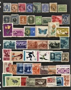 STAMP STATION PERTH Bulgaria #50 Mint / Used Selection - Unchecked