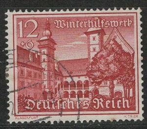 Germany Scott # B165, used