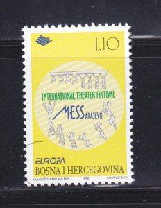 Bosnia & Herzegovina - Bosniak Government  299 Set MNH Europa
