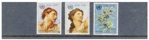 VATICAN 492-4 Complete set MNH VF