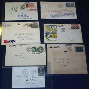 (7) DIFFERENT U.S. BETTER COVERS BU1571