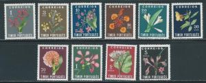 Timor 260-69 Flowers set MLH