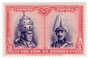 (I.B) Spain Postal : Santiago Issue 3Pts