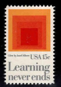 USA Scott 1833 Lifelong learning stamp