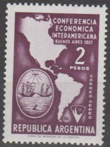 Argentina #C66  MNH F-VF (SU395)