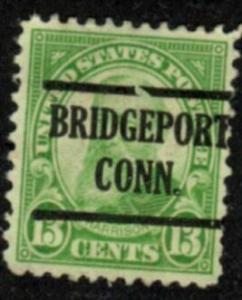 US Stamp #694x225 - William Harrison - Regular Issue 1931 Precancel