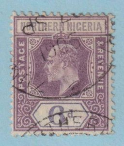 NORTHERN NIGERIA 15  USED - NO FAULTS VERY FINE !