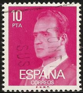 Spain 1977 Scott# 1983 Used