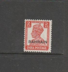 Bahrain 1942/5 2As MM SG 44