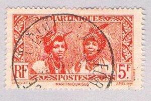 Martinique 170 Used Women 1933 (BP43615)