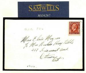 CANADA Ottawa FDC Cover 1934 {samwells-covers} MS4267