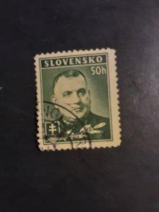 ^Slovakia #43                Used