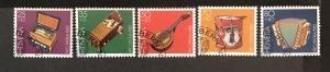 Switzerland 1985 #B513-17, Used, CV $1.40
