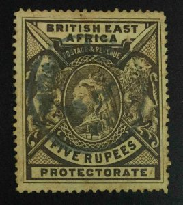 MOMEN: BRITISH EAST AFRICA SC #106 USED SCARCE $500 LOT #63612