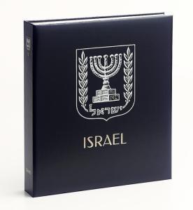 DAVO Luxe Hingless Album Israel II 1965-1974