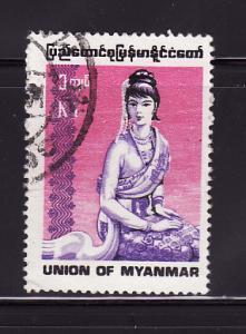 Burma Myanmar 303 U Woman (A)