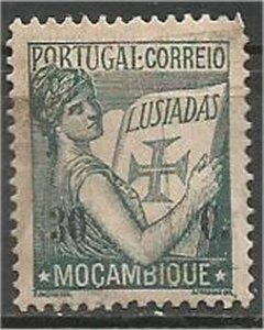 MOZAMBIQUE  1933, used 30c, Lusiads Scott 256