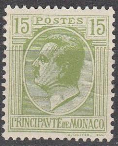 Monaco #65 F-VF Unused