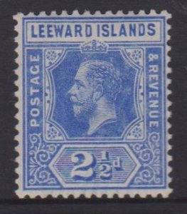Leeward Islands Sc#50 MNH