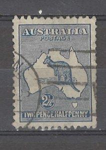 COLLECTION LOT # 4867 AUSTRALIA #4 1913 CV+$17.50